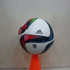 Adidas-white/red/black - Size: 5
