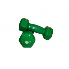 Dumble 1.5 KG- green