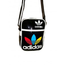 Adidas bag-black/white