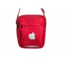Apple brand bag-red