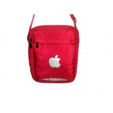 Apple brand bag-red