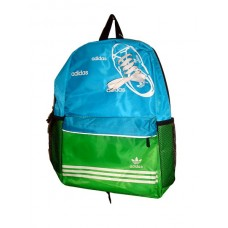 Adidas bag-green-blue