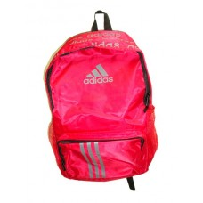 Adidas bag-red-ash stripe