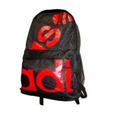 Adidas bag-red-black