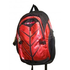 Head bag-red-black