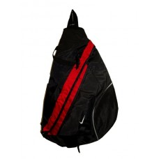 Nike bag-black -red