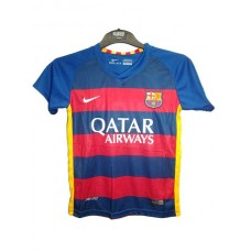 FCB-red stripe half