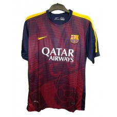 FCB-yellow stripe on shoulder-half