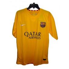 FCB-yellow half