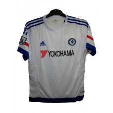 Chelsea-white- blue stripe on shoulder half