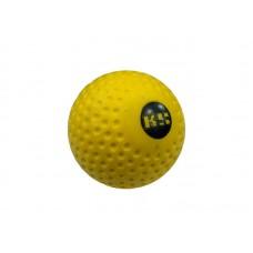 KS bowling machine ball-yellow