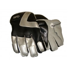 GM Keeping Gloves-black/silver