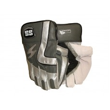 SS-Keeping Gloves-gray/silver