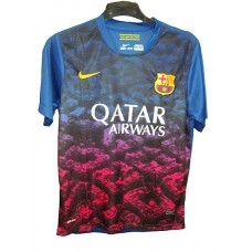 Barcelona-blue/pink-half