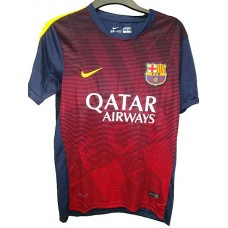 Barcelona-red/blue/yellow-half