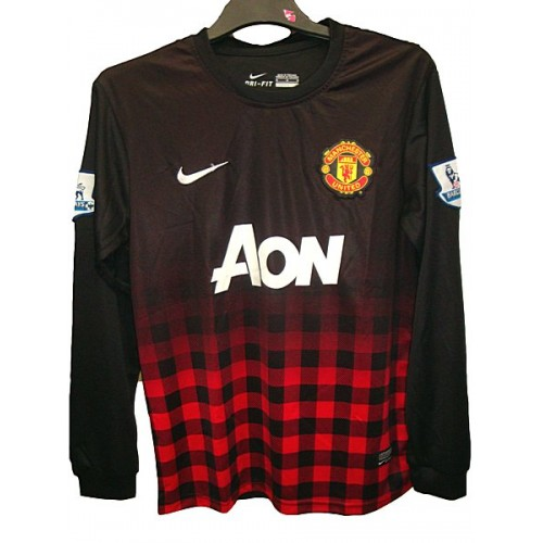 Manchester United-chocolate/red-full