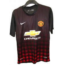Manchester United-chocolate/red-half