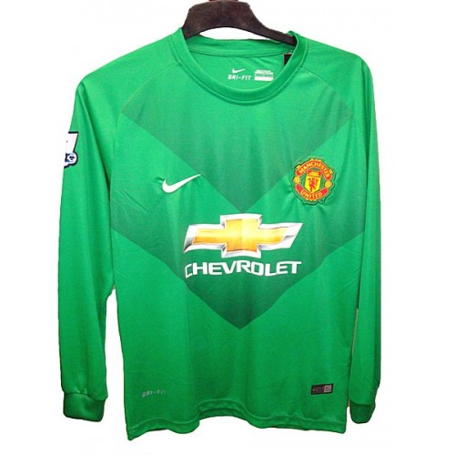 Manchester United-green-full